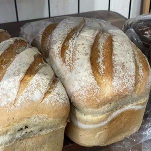 White Farmhouse Loaf - Manage2 Deli