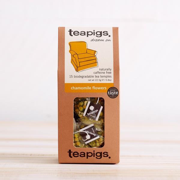 Mange2 Deli - teapigs chamomile tea