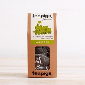 Mange2 Deli - teapigs darjeeling tea