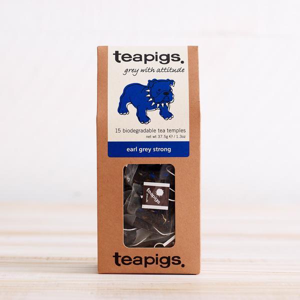 Mange2 Deli - teapigs earl grey strong tea