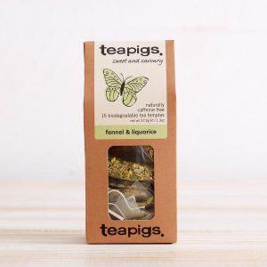 Mange2 Deli - teapigs fennel and liquorice tea