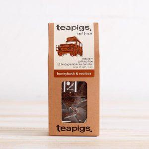 Mange2 Deli - teapigs honeybush & rooibos tea