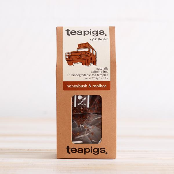 Mange2 Deli - teapigs honeybush & rooibos tea