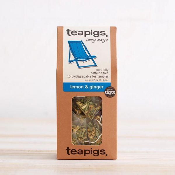 Mange2 Deli - teapigs lemon and ginger
