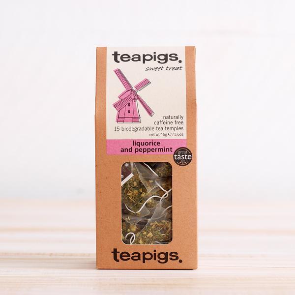 Mange2 Deli - teapigs liquorice and peppermint tea