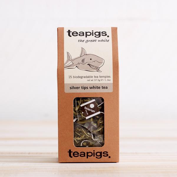 Mange2 Deli - teapigs silver tips white tea